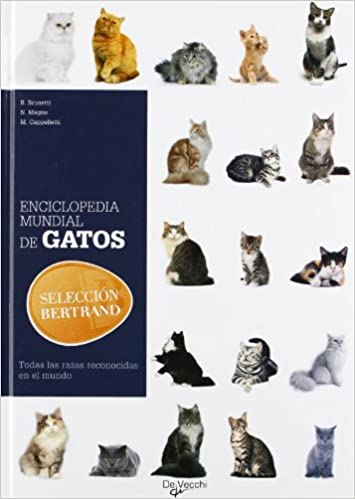 ENCICLOPEDIA MUNDIAL DE GATOS