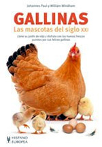GALLINAS. LAS MASCOTAS DEL SIGLO XXI