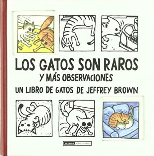 LOS GATOS SON RAROS Y MÁS OBSERVACIONES