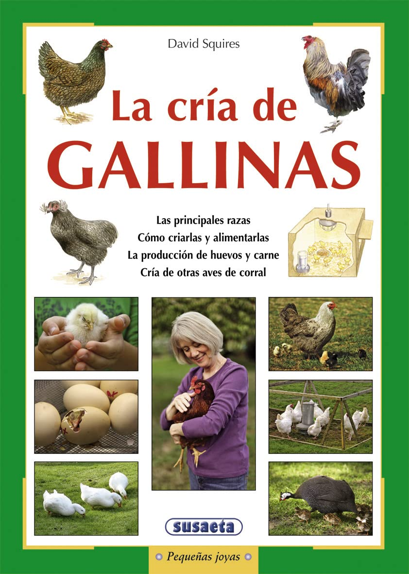 COMO HACER TU PROPIA GRANJA Y CRIAR GALLINAS
