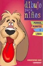 PERROS PERRITOS Y LOBOS (DIBUJO PARA NI�OS)