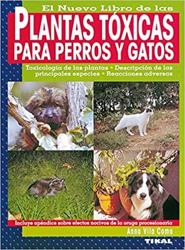 PLANTAS TÓXICAS PARA PERROS Y GATOS