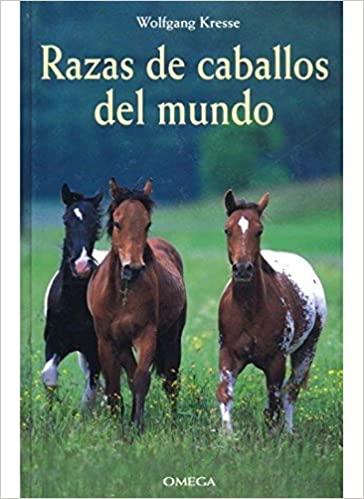 RAZAS DE CABALLOS DEL MUNDO