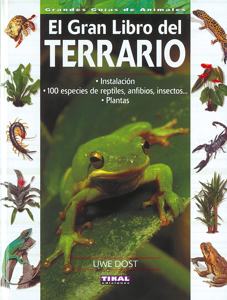 MONTAJE DE TERRARIOS: PRINCIPIOS BASICOS-MATERIALES-TECNICAS
