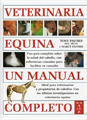 VETERINARIA EQUINA: UN MANUAL COMPLETO